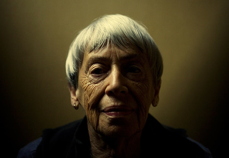 "Ursula K. Le Guin: A rant about ""technology"" 
