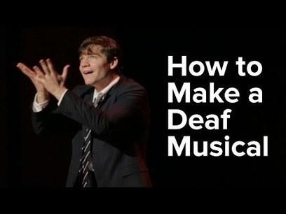 Increíble musical interpretado por personas sordas | TJmix Mundial | Scoop.it