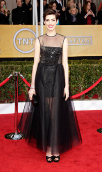 SAG Awards (2013) | a fashion moment | Scoop.it