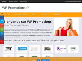 Annuaire des promotions WordPress | Communication web professionnelle | Scoop.it