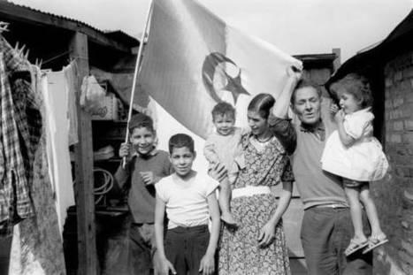 Vies d'exil - 1954-1962. Des Algériens en France pendant la guerre d'Algérie   Musée de l'histoire de l'immigration   Cinéma musique   Scoop.it