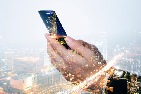 Inferring urban travel patterns from cellphone data   News we like   Scoop.it
