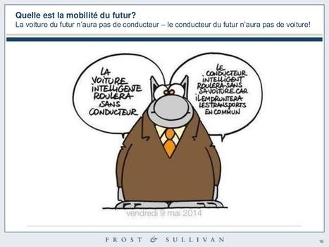 Quelle est la mobilité du futur? - Les Econoclastes | Nouveaux paradigmes | Scoop.it