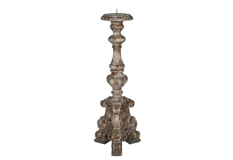 Uncle David Spanish Candle Stick Decorative Objects   Timothy Oulton   3D Product Design   Scoop.it