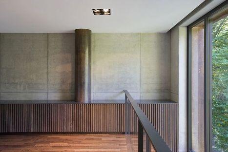 En images: une maison moderne extraordinaire en pente raide | Architecture - Construction | Scoop.it