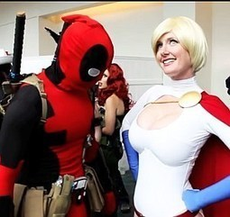 Deadpool vs Comic-Con 2013 [Video] | Fun (vidéo-article-photo) | Scoop.it