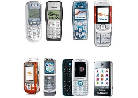 Los 15 móviles más feos de la historia | Hey baby que pasó | Scoop.it