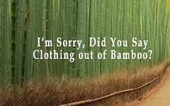 History and Evolution of Bamboo Clothing | Fitness And Exercise | Scoop.it