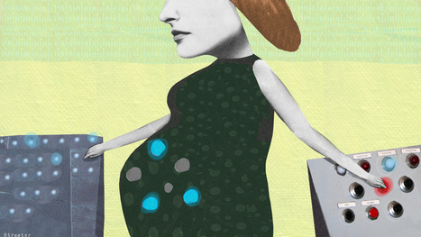 How A Pregnant Woman's Choices Could Shape A Child's Health : NPR | Sustain Our Earth | Scoop.it