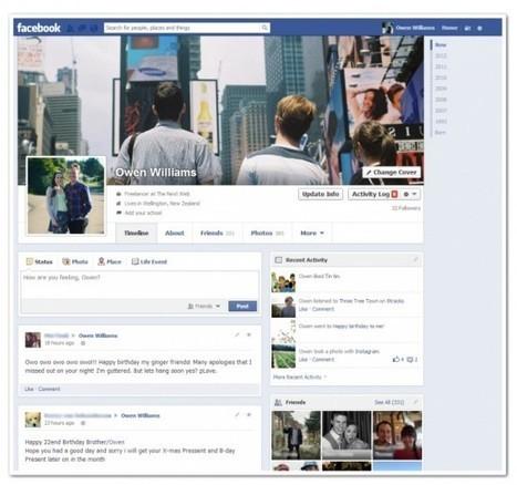 Nouveautés Facebook de la semaine : notifications, posts sponsos, Timeline : La Communauté des E-Marketeurs Réseau social des spécialistes du Webmarketing et du Commerce Electronique | La Communauté des E-Marketeurs et des spécialistes du Webmarketing | Scoop.it