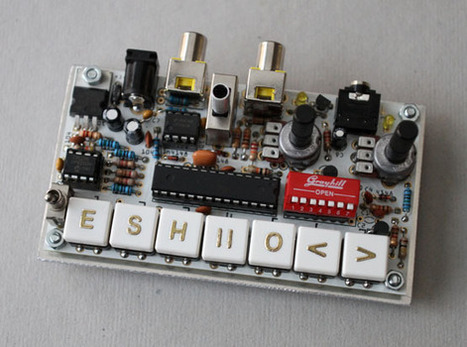 Gijs's Personal Home-Page « Gieskes.nl | DIY Music & electronics | Scoop.it