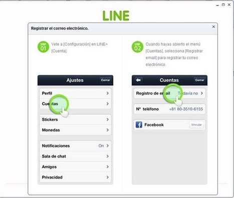 Cómo instalar y usar LINE desde un ordenador - tuexperto.com | T.I.C | Scoop.it