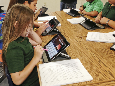 A School's iPad Initiative Brings Optimism And Skepticism | Of-intrest.OTR | Scoop.it