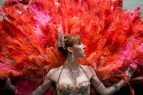 Rediscovering the Ziegfeld Club and Its Showgirls   The Art of Dance   Scoop.it