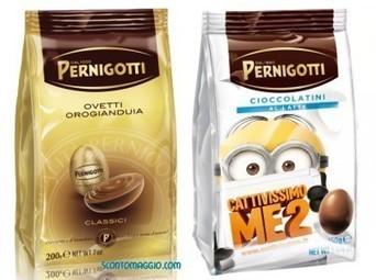 Buoni sconto Pernigotti Uova di Cioccolato su Facebook | Coupon e buoni sconto per la spesa alimentare | Scoop.it