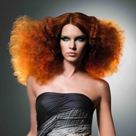 Peinados diferentes y extravagantes   CORTES Y PEINADOS, están de pelos!   Scoop.it