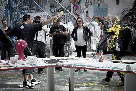 A polêmica entre os Pixadores de SP e a Bienal de Berlim | A experiência urbana | Scoop.it