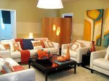 Get cognizant with 4 types of colors for a living room | decorating living room | Scoop.it