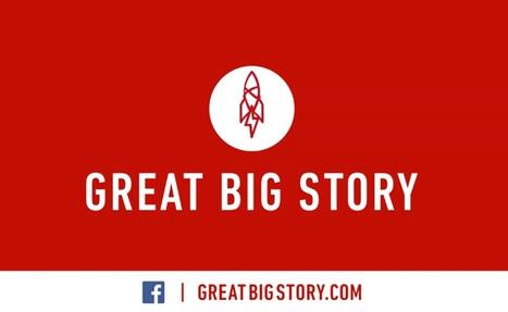 "Inside ""Great Big Story"", CNN's attempt to out-BuzzFeed BuzzFeed | DocPresseESJ | Scoop.it"