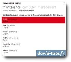 Driver Fusion : pour faire le ménage dans vos drivers | Freewares | Scoop.it
