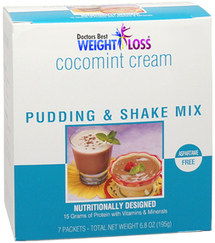 Cocomint Pudding & Shake Mix (Aspartame Free) | Diet Suppliment | Scoop.it