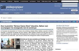 Jeux Sérieux | Serious games | Scoop.it
