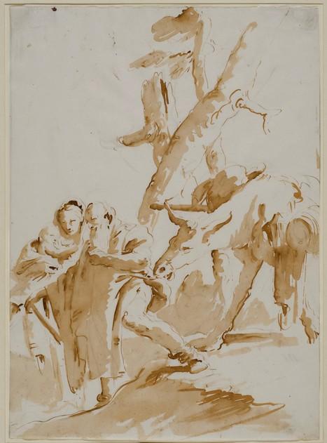 Exhibition-October 1, 2016-February 5, 2017<br/>- Giambattista and Domenico Tiepolo: Master Drawings | Arts vivants, identit&eacute; europ&eacute;enne - Living Arts, european Identity | Scoop.it