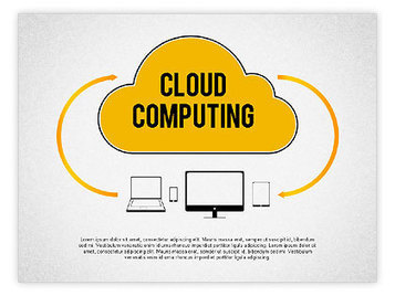 Cloud Computing | PowerPoint Diagrams, Charts, and Shapes | Scoop.it