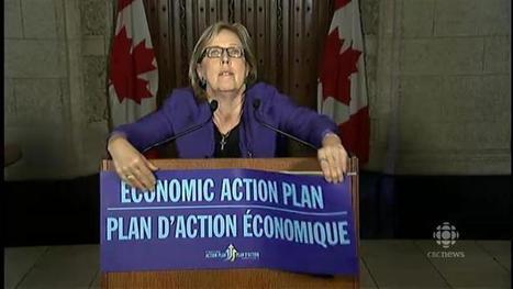 Elizabeth May owns the podium | yPolitics | Scoop.it
