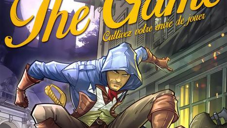 The Game, un petit nouveau ambitieux dans la presse jeu vidéo | Journalisme innovant | Scoop.it