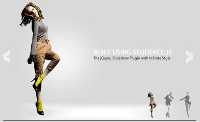 Sequence.js - The jQuery Slider Plugin with Infinite Style | Web disegn & Photography | Scoop.it