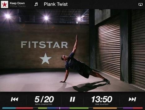 Get NFL Legend Tony Gonzalez's Tight End With New Fitness App FitStar | Winning The Internet | Scoop.it
