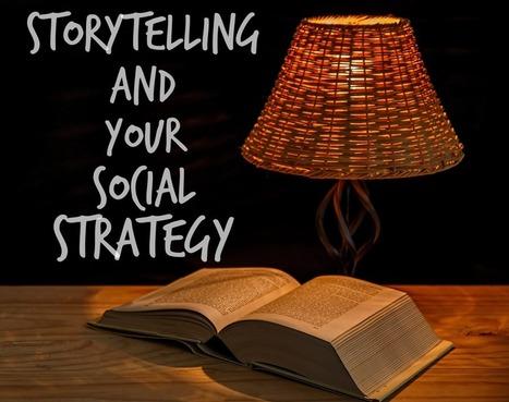9 Tips for More Effective Brand Storytelling on Social Media | Digital Marketing | Scoop.it
