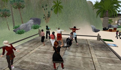 Second Life shows new promise as virtual forum for diabetes education | BetaBoston | VirtualWorlds-in-Education | Scoop.it