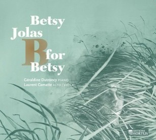 B comme Betsy Jolas | Muzibao | Scoop.it