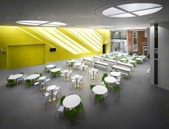 Spaceº hands over £22m Blackburn school - Place North West | Mobile Learning Pedagogy | Scoop.it