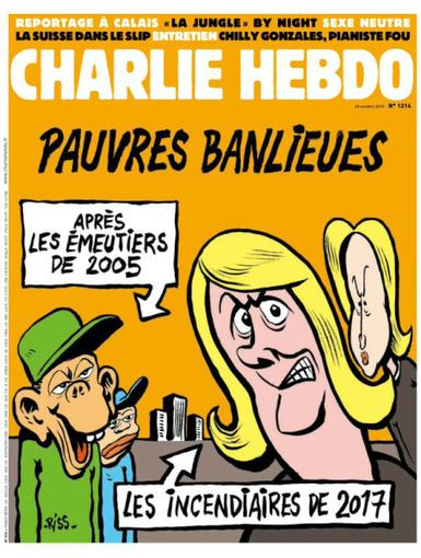 Charlie Hebdo - n°1214 - 28 octobre 2015 | Culture | Scoop.it
