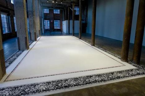 Sugar Carpet by Aude Moreau | Art Installations, Sculpture, Contemporary Art | Scoop.it