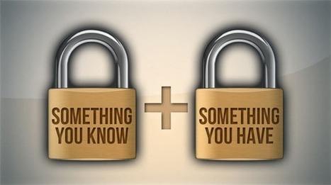 Autenticación en dous pasos. Coida a túa seguridade na rede - Xente Dixital | TECNOLOGÍA_aal66 | Scoop.it
