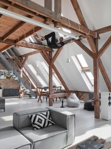 Un loft de designer en Pologne | PLANETE DECO a homes world | décoration interieure | Scoop.it