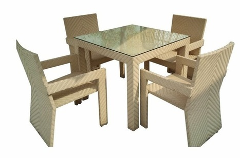 Vetra Furniture Outdoor Furniture in Delhi: Useful Tips To Buy Furrniture For Your Outdoors | Outdoor Furniture In India | Scoop.it