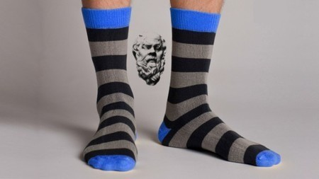 Socrates socks with integrated Kevlar are designed to never wear out | Agoria's technology review | Scoop.it
