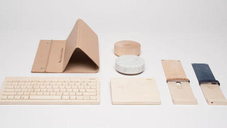 Stunning Wooden Gadgets That Reveal The Beauty Of Plain Design | Design Ideas | Scoop.it