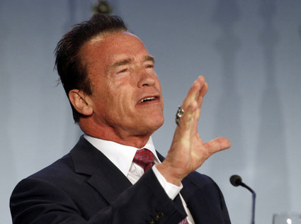 Schwarzeneggers einfache Öko-Botschaften haben was | Agrarforschung | Scoop.it