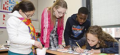 Leerlingen willen les over mediawijsheid op school - Informatie Professional   ICT Nieuws   Scoop.it