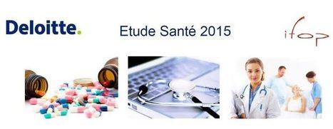 Que pense les Français de notre système de santé? Il faut l'améliorer selon un sondage Deloitte / IFOP | Infographie, Marché, Data  & Seniors, e-santé, objets connectés | Scoop.it