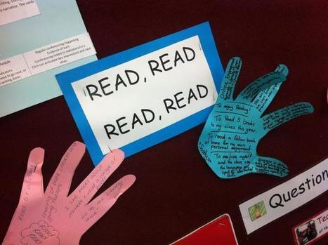 Reading promotion | Services to Schools | Teens and Reading | Scoop.it
