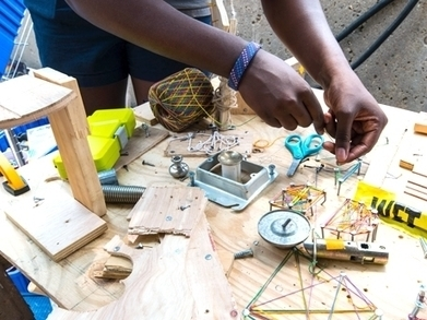 Starting a School Makerspace from Scratch - Edutopia @gravescolleen | Learning Commons | Scoop.it