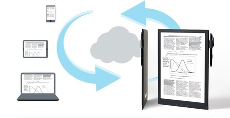Sony Digital Paper | Ebook and Publishing | Scoop.it
