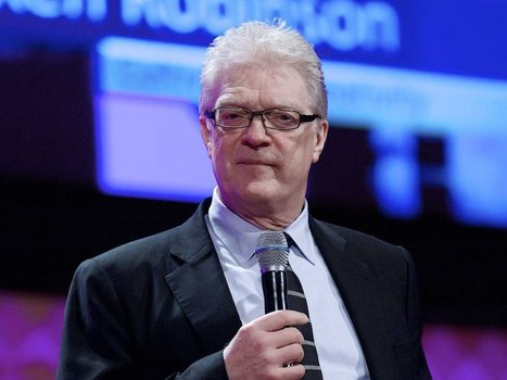 World's Most Popular TED Speaker, Ken Robinson, Shares 5 Secrets Of Giving A Great Speech | Self help | Scoop.it